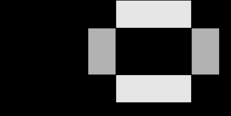 из-за высокой картинки прямоугольного параллелепипеда из бумаги другим
